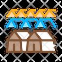 Pilgrimage Houses Icon