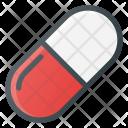 Pill Medicine Drug Icon