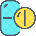 Pill Capsule Tablet Icon