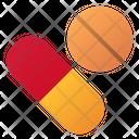 Pill Drug Medicine Icon