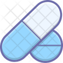 Pill Medicine Drugs Icon