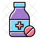 Pill Pills Drugs Icon