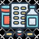 Med Drug Medicament Icon
