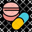 Pill Medicine Medical Icon