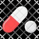 Pill Drug Antibiotic Icon