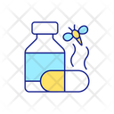 Risk Chemical Expired Icon