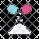 Pill Powder Icon