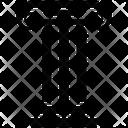 Pillar Foundation Column Icon