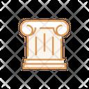 Pillar Base Column Icon