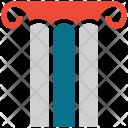Pillar Construction Icon