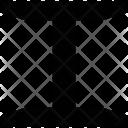 Pillar Column Support Icon