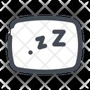 Pillow Sleep Happiness Icon