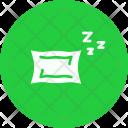 Pillow Sleep Sleeping Icon