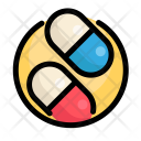 Medical Pills Medicine Icon
