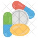 Medicine Tablet Pills Icon