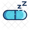 Pills Sleeping Pills Sleeping Tabletstablets Icon