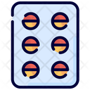 Pill Drug Health Icon