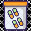 Pills Medicine Drugs Icon