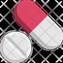 Pills Medical Pills Healthcare Icon