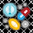 Pills Pill Medicine Icon