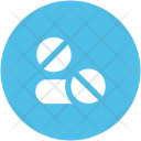 Pills Capsule Drugs Icon