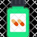 Pills Bottle Drug Bottle Pills Icon