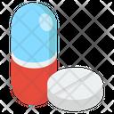 Medicine Tablet Pills Icon
