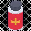 Pills Jar Icon