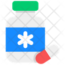Pills Jar Antibiotic Bottle Medicine Jar Icon