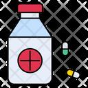 Pills Capsule Drugs Icon