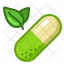 Pills Natural Icon