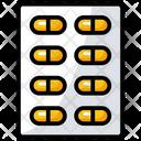Tablet Medicine Medication Icon