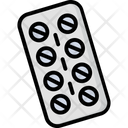 Pills Strip Icon