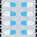 Pills Strip Icon