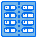 Pills Tablet Icon
