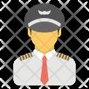 Pilot Aircrew Aircraft Icon
