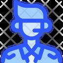 Airport Flight Pilot Icon