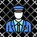 Pilot Flight School Icon