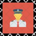 Pilot Avatar Worker Icon