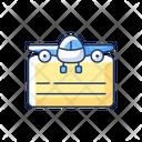 Pilot License Pilot License Icon