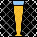 Pilsner Beer Glass Craft Beer Icon