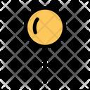 Marker Location Pin Attachment Icon