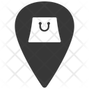 Cart Location Marker Icon