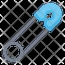 Pin Safety Tack Icon