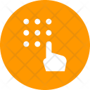 Pin Secuirty Passcode Icon