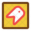 Pin Network Connection Icon