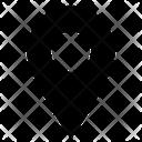 Pin Web App Gps Icon