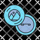 Pin Logo Product Icon