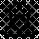 Pin Location Pointer Icon