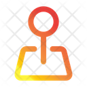 Pin Location Pin Map Pointer Icon